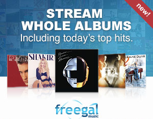 Freegal eMusic