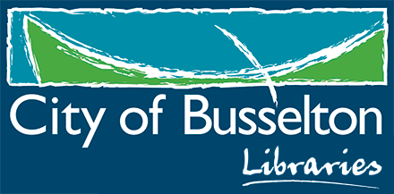 City of Busselton Libraries Retina Logo