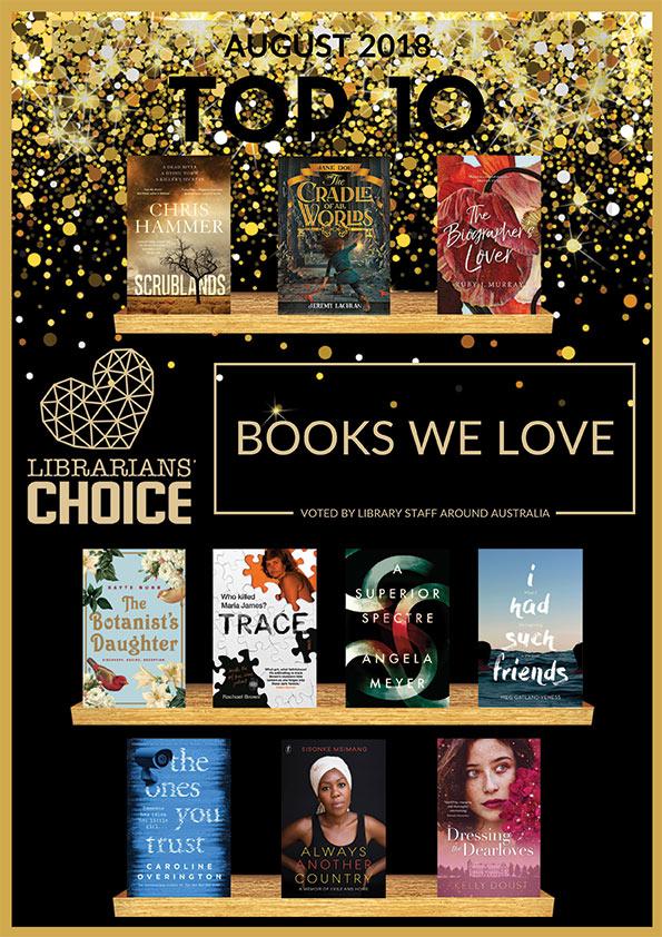Librarians' Choice August